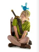 Young Link by Past-Chaser