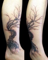 tree 10 by phoenixtattoos