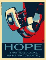 GLaDOS 2012 by Th4rlDEAL