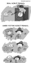 Harry Potter World Pranks by who-said-that