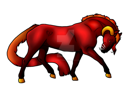 Apricity :: Cow :: Renegade by WildSpiritThings