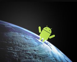 Android in the sky v2 HAPPY by oulyt