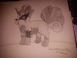 metal wolfpix by daylover1313