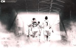 Los Galacticos Wallpaper by besiktasfans