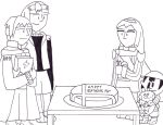 Cake Commencement by RosalinasSoulmate