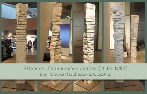 stone columns by two-ladies-stocks