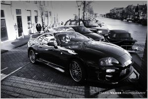 Toyota Supra in NL by ShadowPhotography