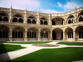 Jeronimos IV by TheGothica