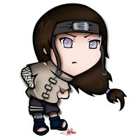 Chibi Neji Hyuuga by SuGaR-AdDIKt