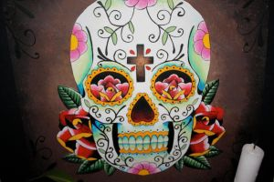sugar skull by Thoughtlife