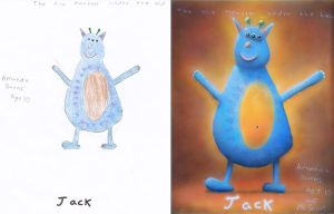 Jack- Drawing and Painting by Mr-Sisson