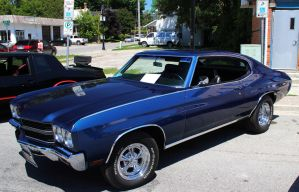 70  Chevelle by boogster11