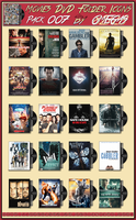 Movies DVD Folder Icons Pack 007 by Omegas82128