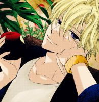Tamaki :: Taste of Heaven by angel-cesia