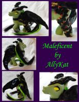 MLP: Maleficent by allykat