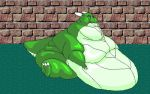 Shleepy fatty dragon by PurpleTopHatter