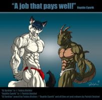 A job that pays well by ReptileCynrik