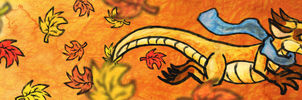 Fall Banner by Zalcoti