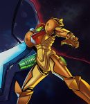 Metroid Prime by SplashBrush