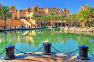 Madinat Jumeirah Hotel Resort by georgeparis