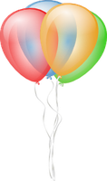Ballons Png by Photospace1
