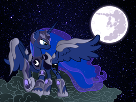 Guardian of the Night by X-TURENT