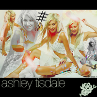 Ashley Tisdale by funkyfreshfab