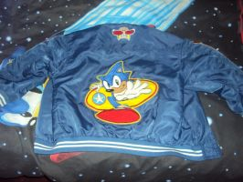 Sonic The Hedgehog Jacket 15 by RedDevilDazzy2007
