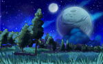 Draenor Night by xAlalax