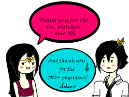 Thank You!!!! by Ask-EliseorAltonio