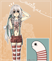 anago : antique by chocuu