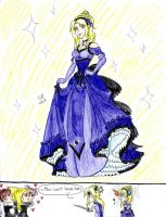 Commission: Belle of the Ball by KeeperOfCoffins