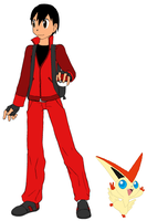 Neros and Victini by NeoduelGX