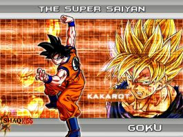 The Super Saiyan Wallpaper by shaqkiss