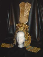 Cleopatra Headdress by AmethystArmor