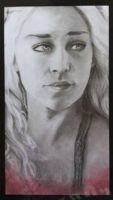 Daenerys Targaryen by Summia-art