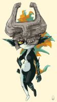 Midna by ReenK