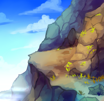 SP: mountains by Pand-ASS