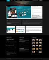 Magnifico Wordpress Theme by ddwebstudios