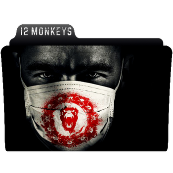 12 Monkeys Folder Icon by Mobius6492