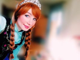 Frozen Fever by Sarina-Rose