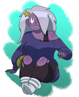 Amethyst by blackdragonkokoryu