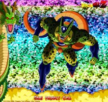 DBCU Semi Perfect Cell by cdzdbzGOKU