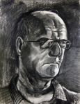 30 Minute Portrait In Willow Charcoal by Spearhafoc