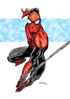superior spider-man by camillo1988