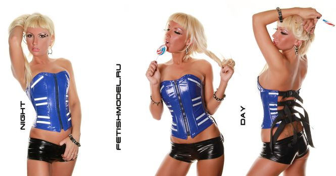 Catalog.Corset with reflective by agnadeviphotographer