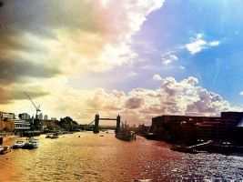 London by susanneloland