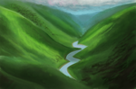 Valley Speedpaint by Melonova