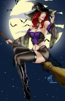 Happy Halloween by TVC-Designs