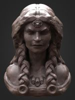 Sculptris test by Jonathan7